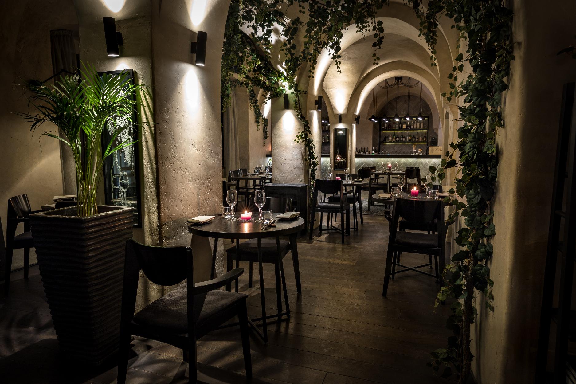 Trinity, A La Carte restoranas. Andriaus Lamausko nuotr.