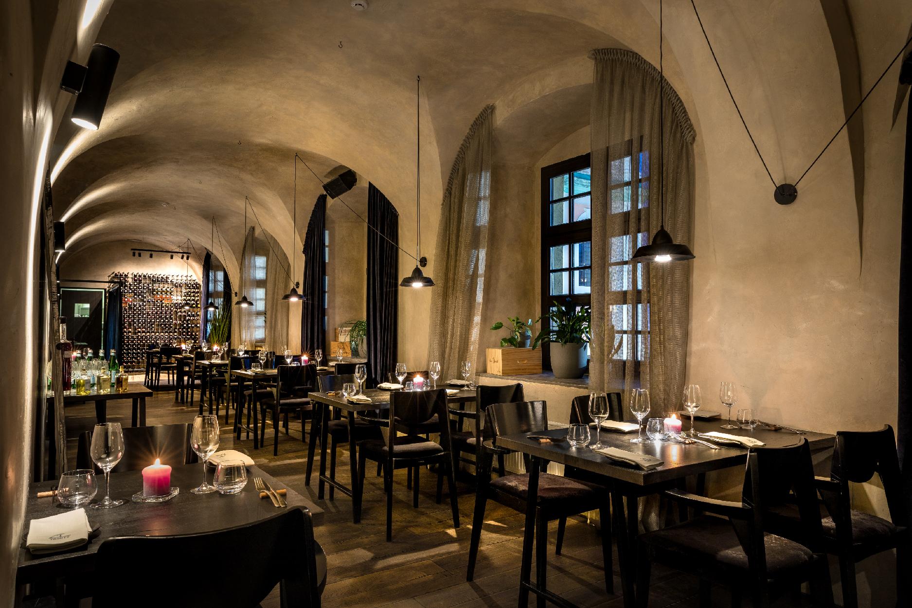 Trinity, restoranas A La Carte. Andriaus Lamausko nuotr.