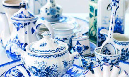 Ilga porceliano kelionė nuo senovės Kinijos iki šių dienų