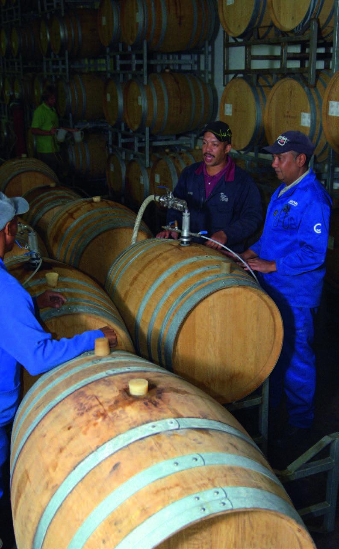 """Bellingham"" vyno gamykla"
