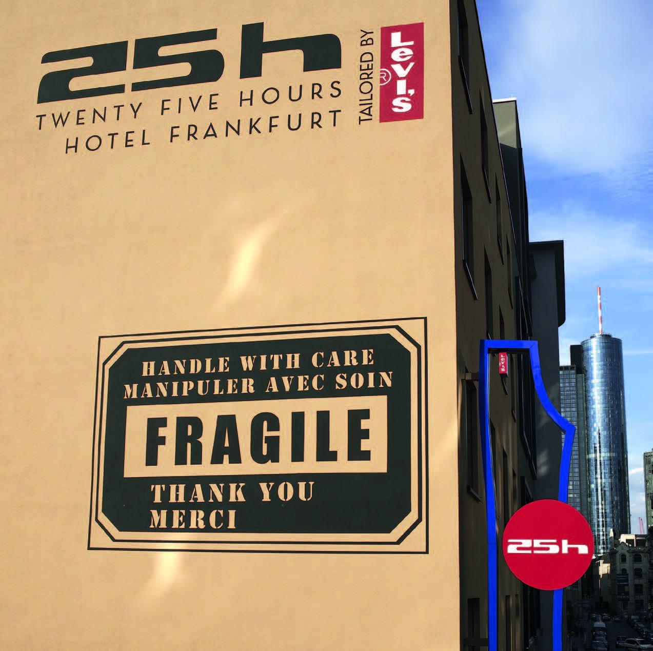"""""""Levi's"""" viešbutis Frankfurte 3"""