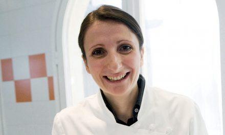 Kulinarija moteriškai: Anne-Sophie Pic