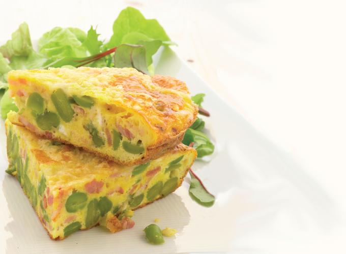 Aplink pasaulį – ragaujant omletą