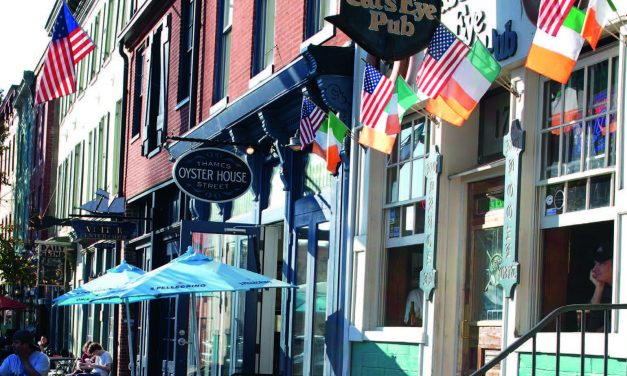 Baltimorė: europietiška dvasia rytinėje JAV pakrantėje