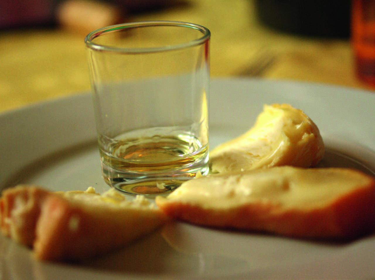 Epoisses sūris su Marc de Bourgogne
