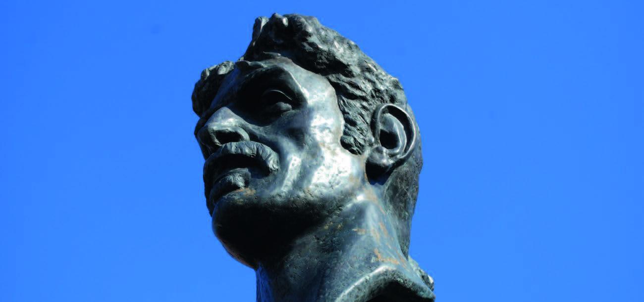 Franko Zappos paminklą Baltimorei padovanojo Vilnius