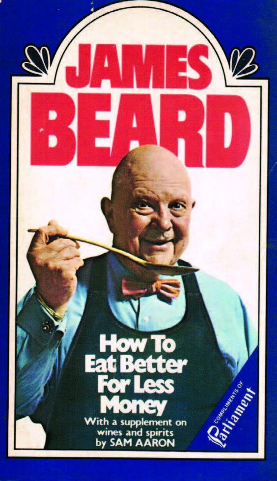 Jamesas Beardas – Amerikos gastronomijos tėvas 5