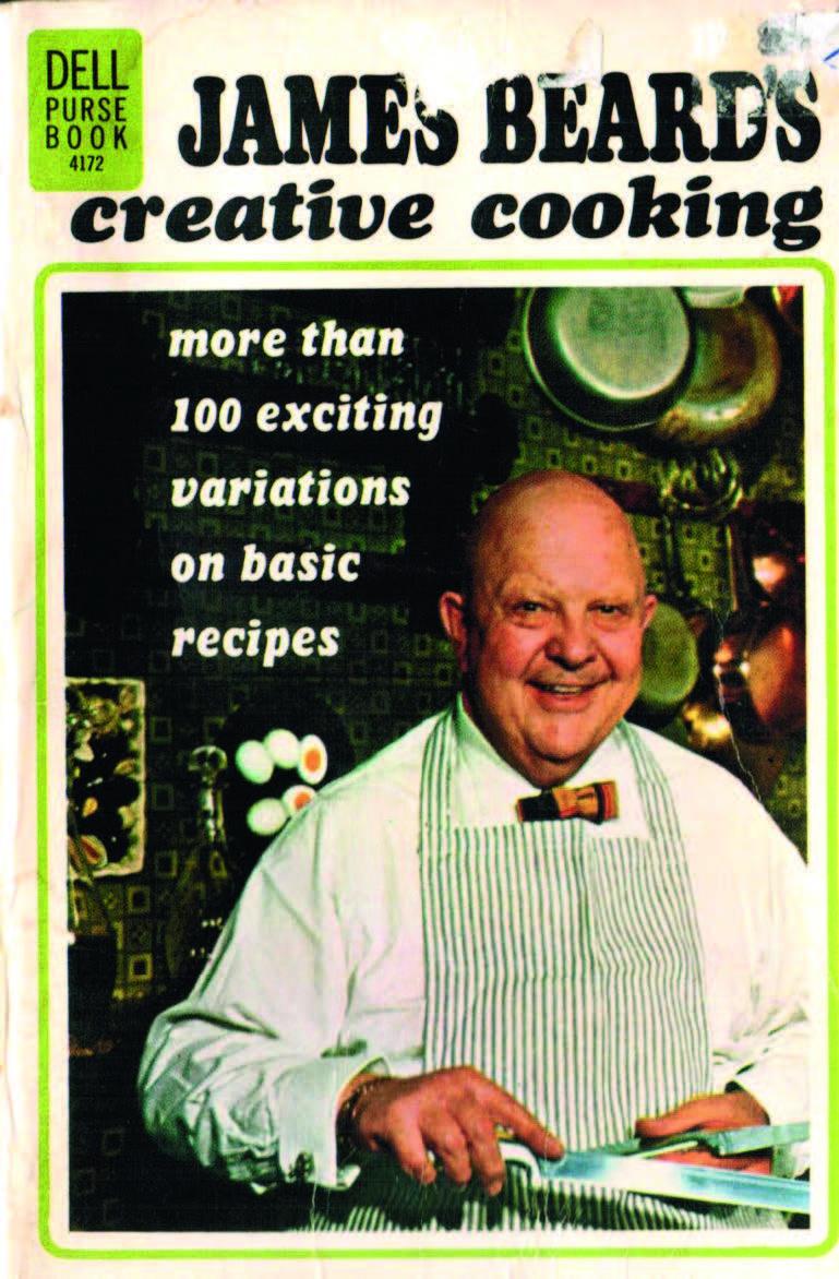 Jamesas Beardas – Amerikos gastronomijos tėvas 6
