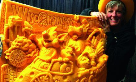 Sūrio skulptorė