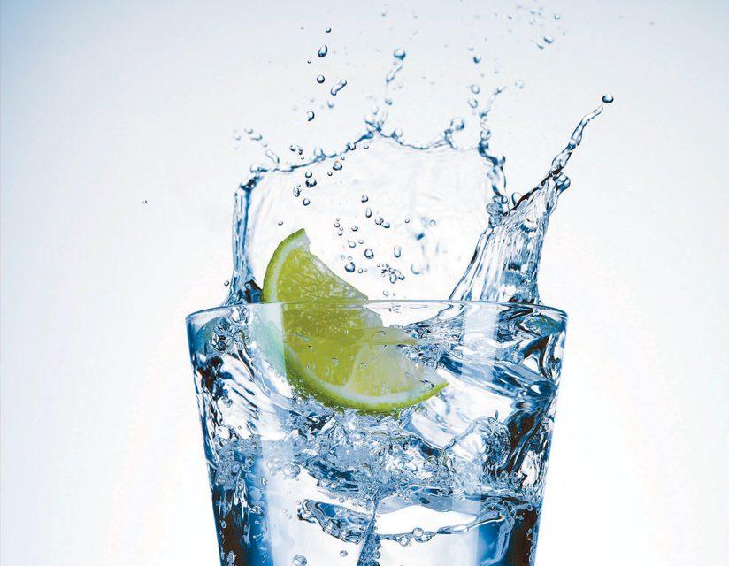 Vanduo, vertas gerti iš taurės