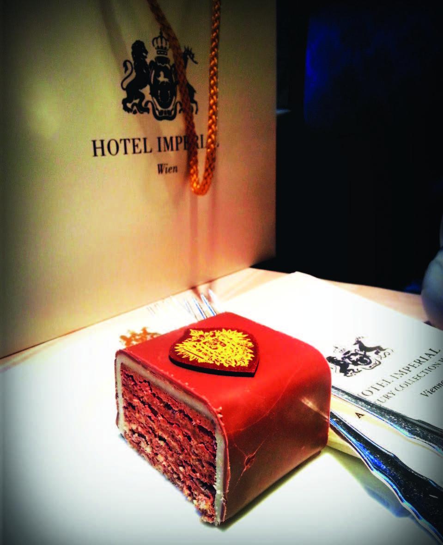 """""""Imperial"""" pyragaitis, kitaip vadinamas """"Imperial Torte"""""""