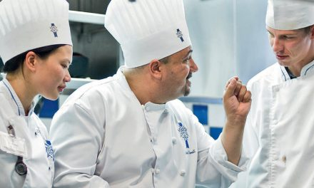 """Le Cordon Bleu"" – tarptautinis kulinaro pasas"