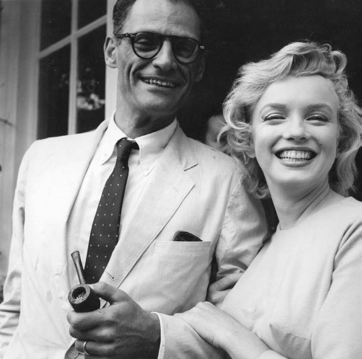 Arthuras Milleris, vis dar su Marilyn Monroe
