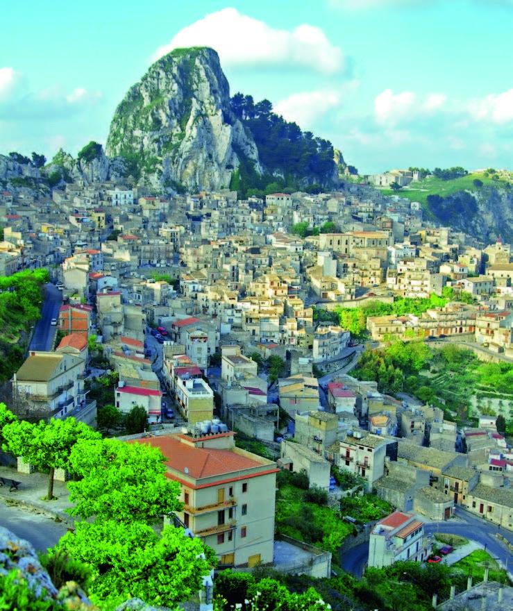 Caltabellota miestelis
