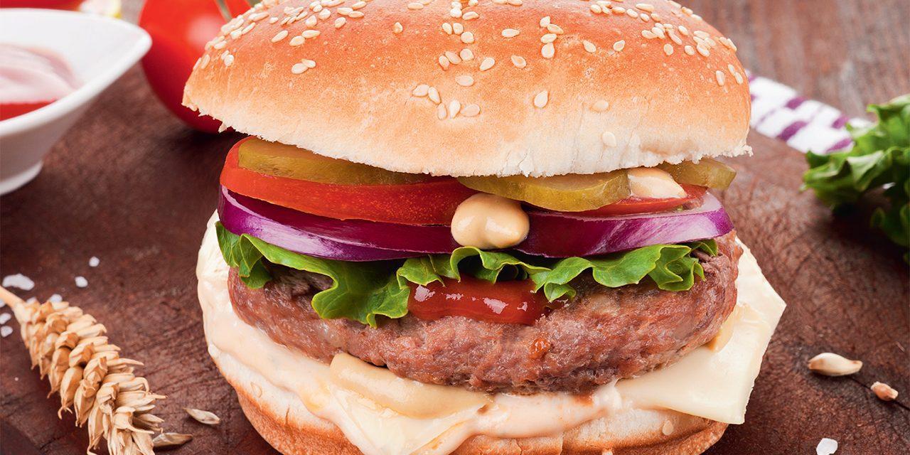 Mėsainis – greitasis maistas tapo lėtuoju?