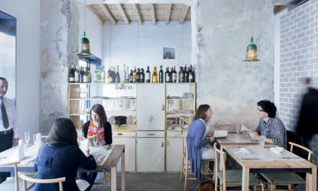Restoranai nelauktai ir netikėtai
