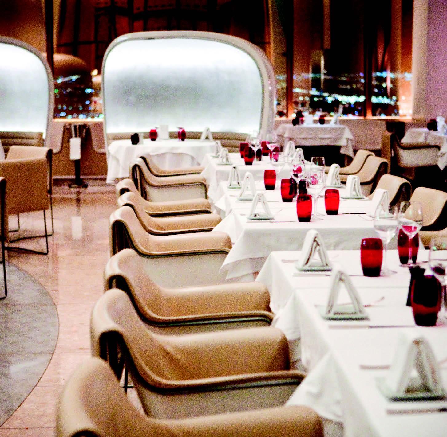 """Restoranas """"Mix"""" Las Vegase"""