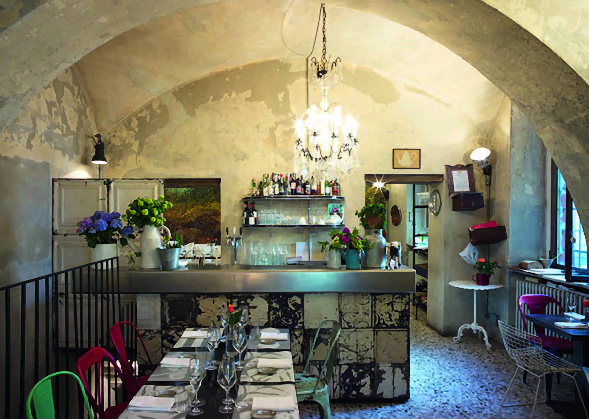 """Restoranas """"Pane e Acqua"""" Milane"""