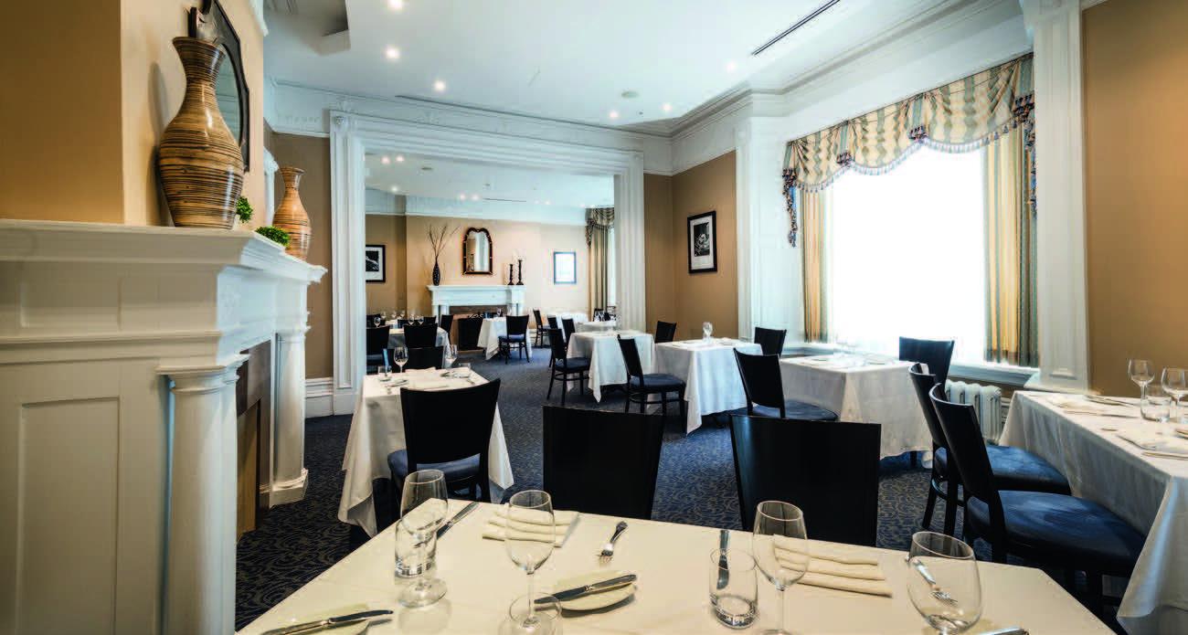 "Restorano ""Le Cordon Bleu Bistro @ Signatures"" interjeras"