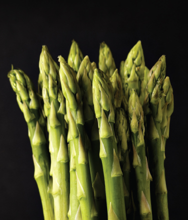 Šparagai – pavasarinis aristokratų delikatesas