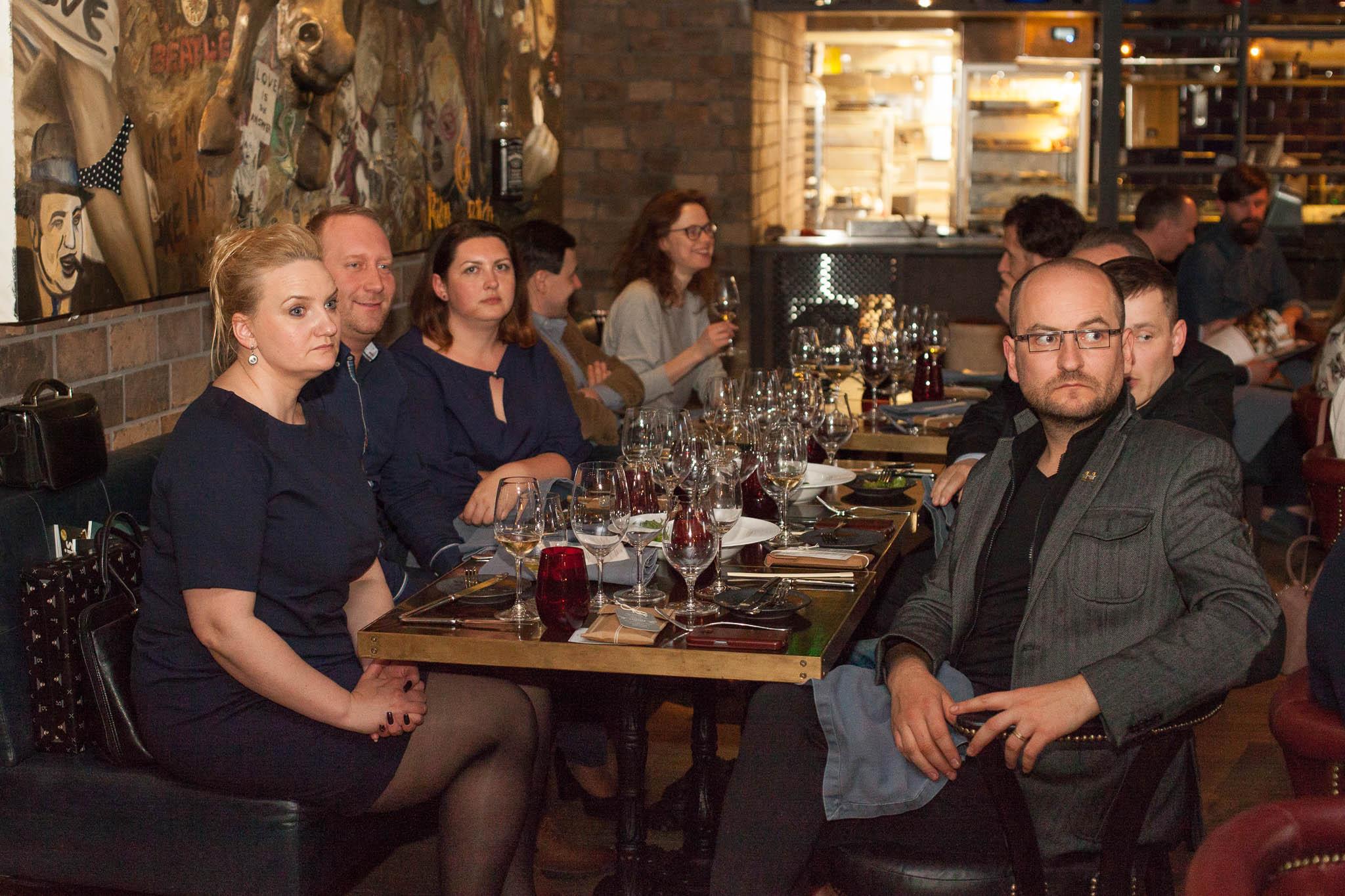 """""""Gero skonio"""" klubas svečius subūrė sostinėje (foto: D. Gumbrevičius)"""