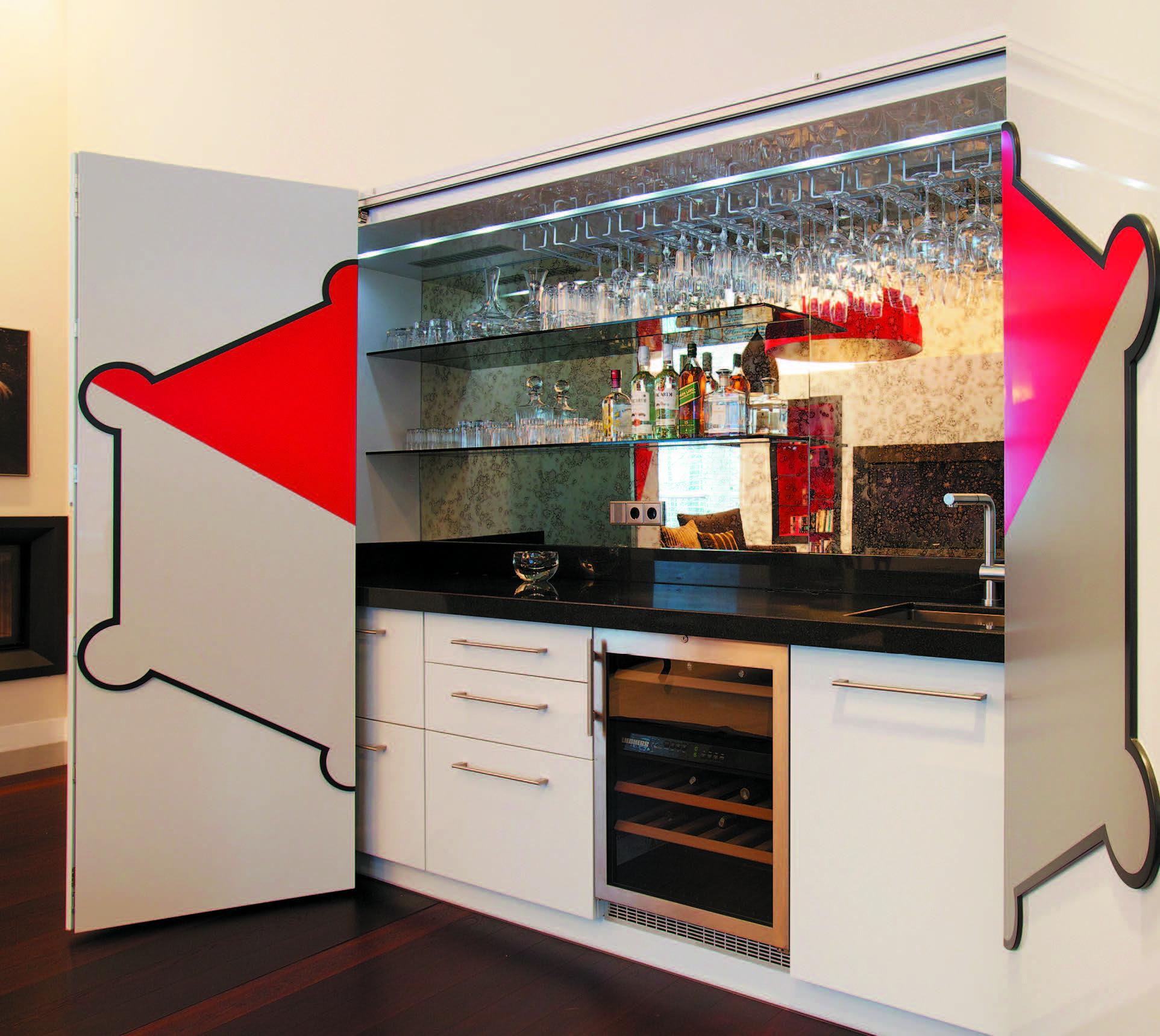Fasadams apdailinti naudojamos naujos technologijos. Interjeras – Indros Marcinkevičienės