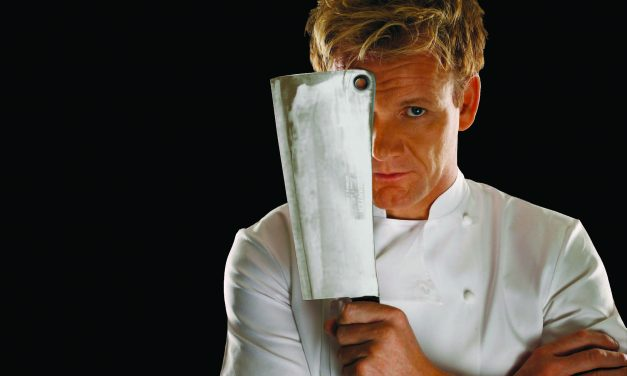 Kulinarijos guru: Gordon James Ramsay