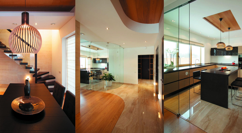 Virtuvės apdailos elementai įkomponuojami į bendrą interjero stilių. Interjerai – Eglės Prunskienės ir Ievos Prunskaitės