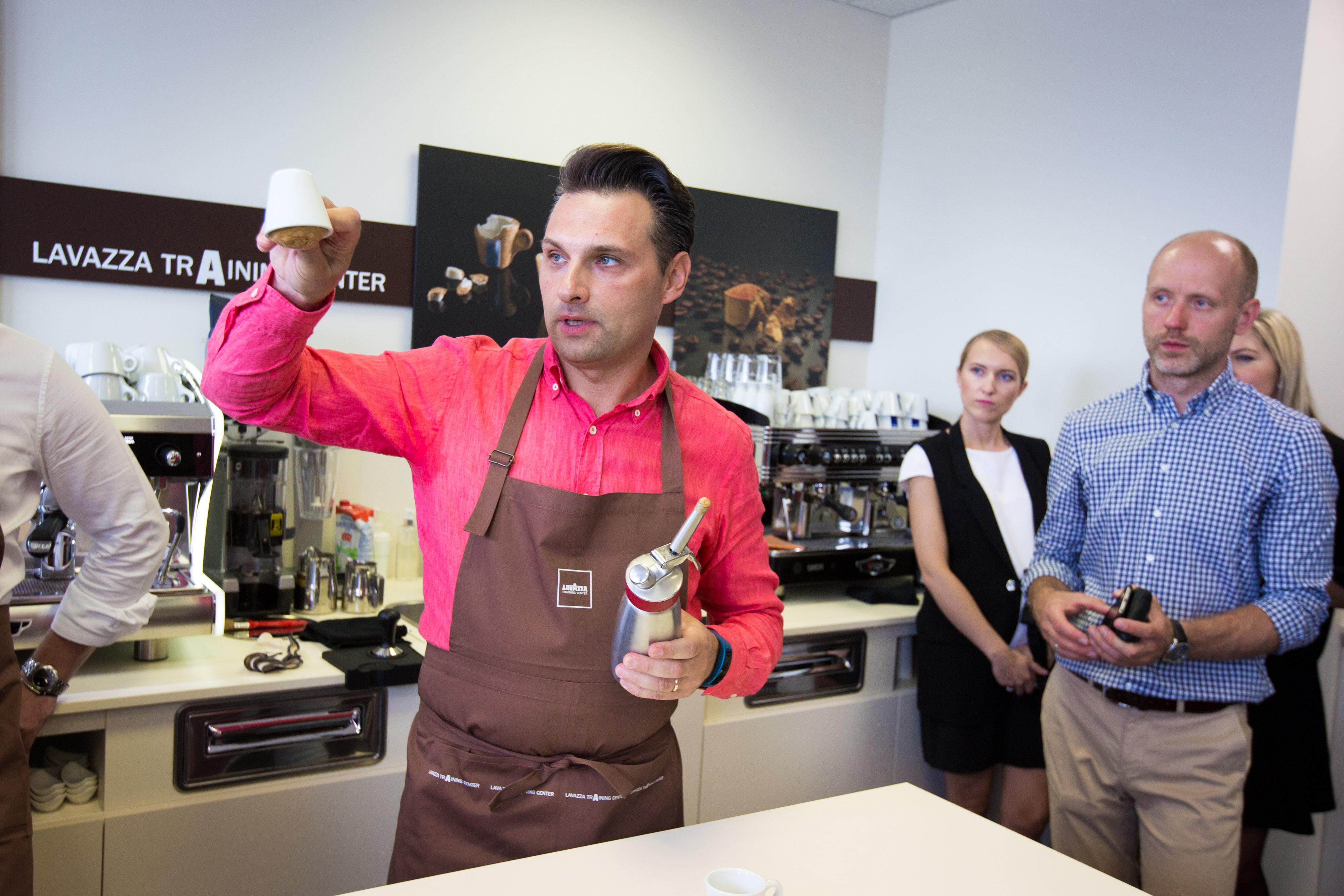 Kietasis Espresso