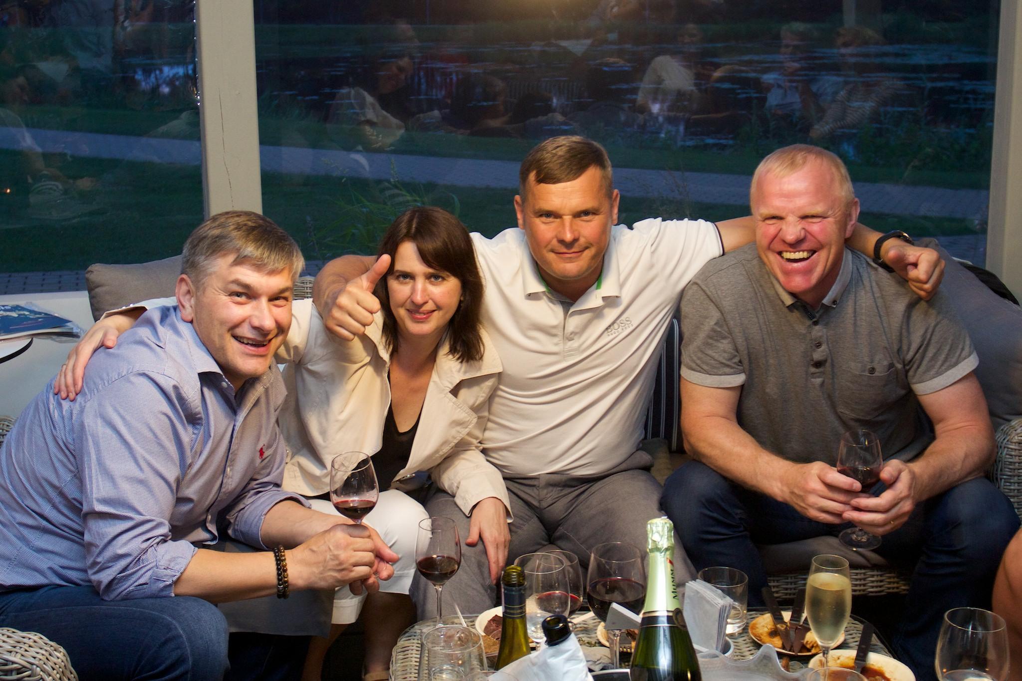 Gero skonio klubas Druskininkuose (foto D. Gumbrevičius)