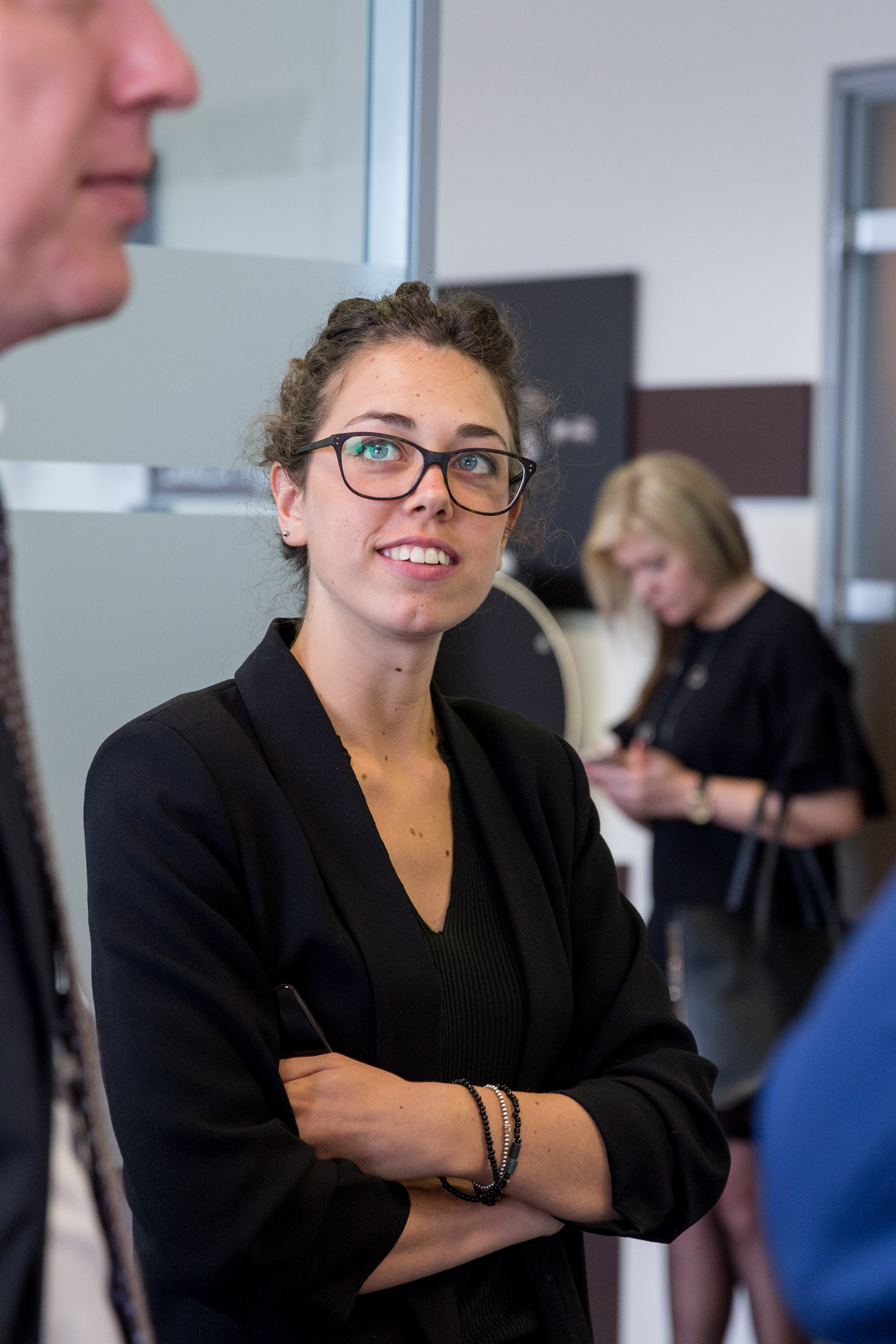 Lavazza kavos ekspertė Giulia Sirio