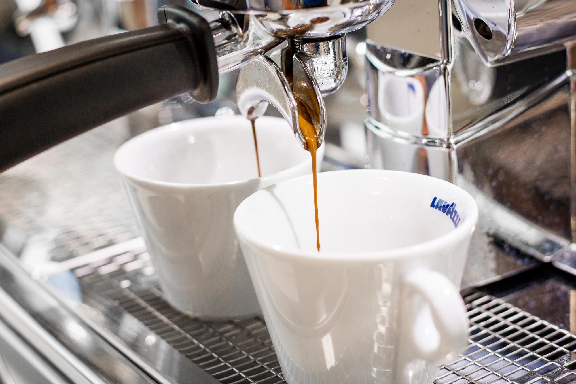 Magiška Espresso gamyba
