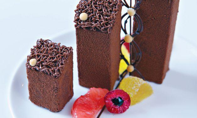 Šokoladinis trio