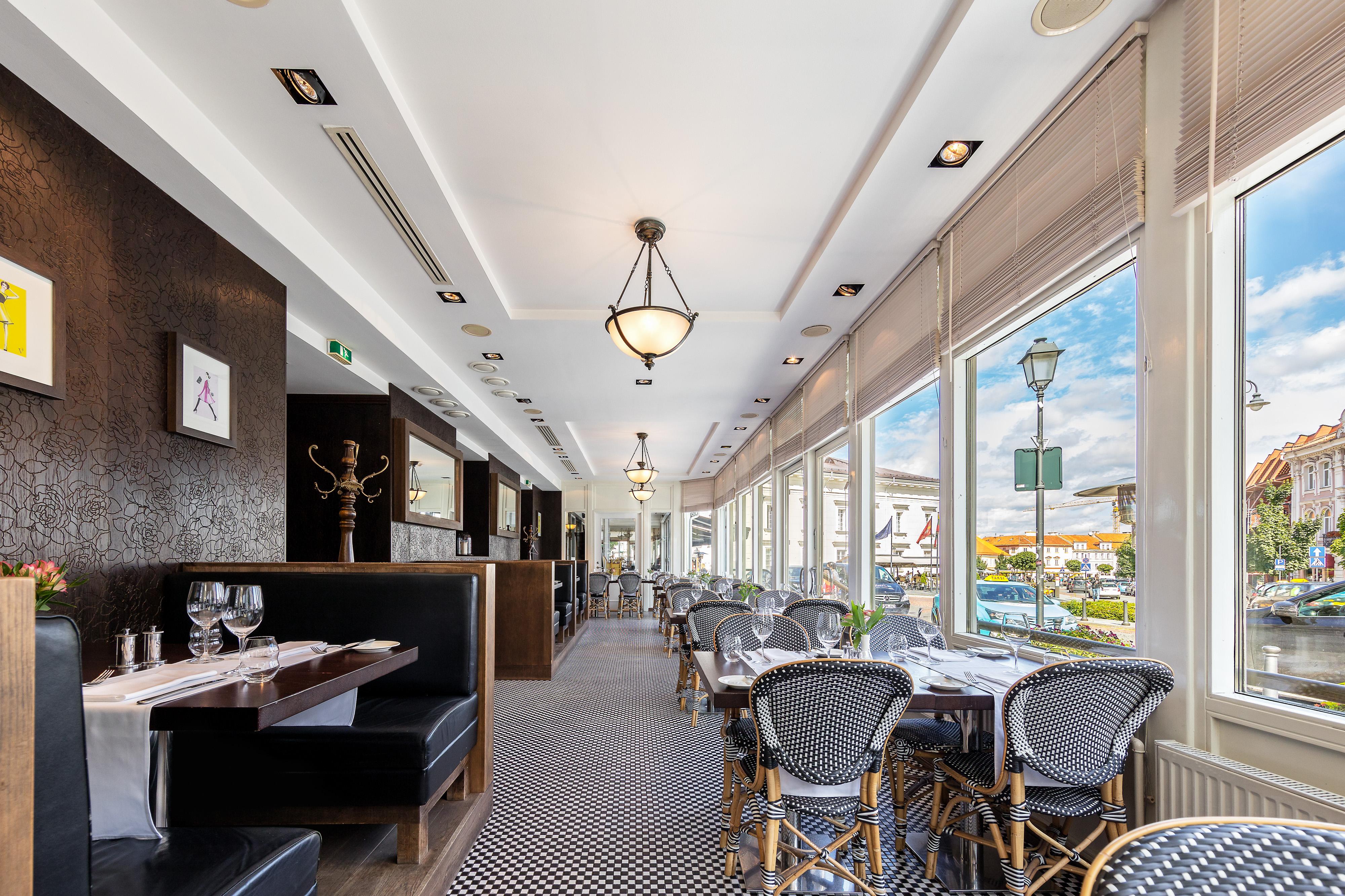 """Gastronomijos savaitė: """"Astorija Brasserie"""""""