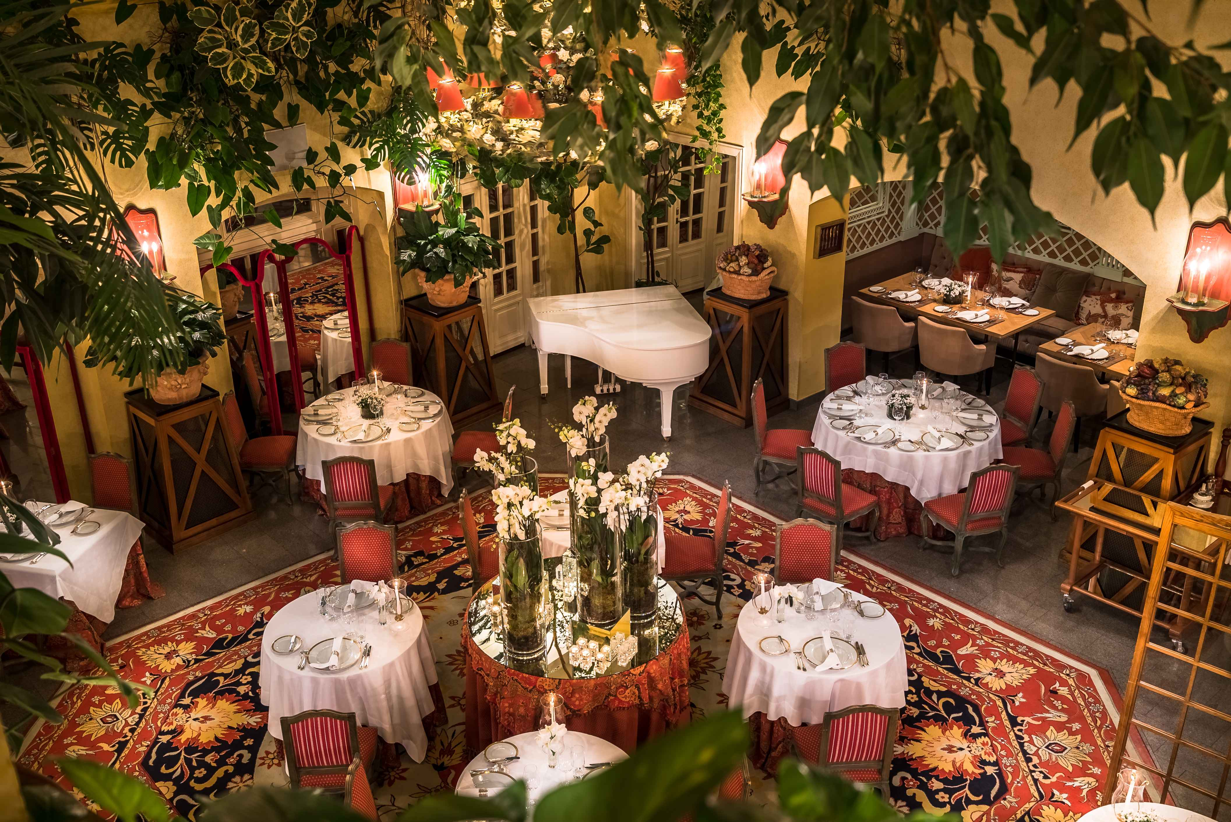 Stikliai Restaurant