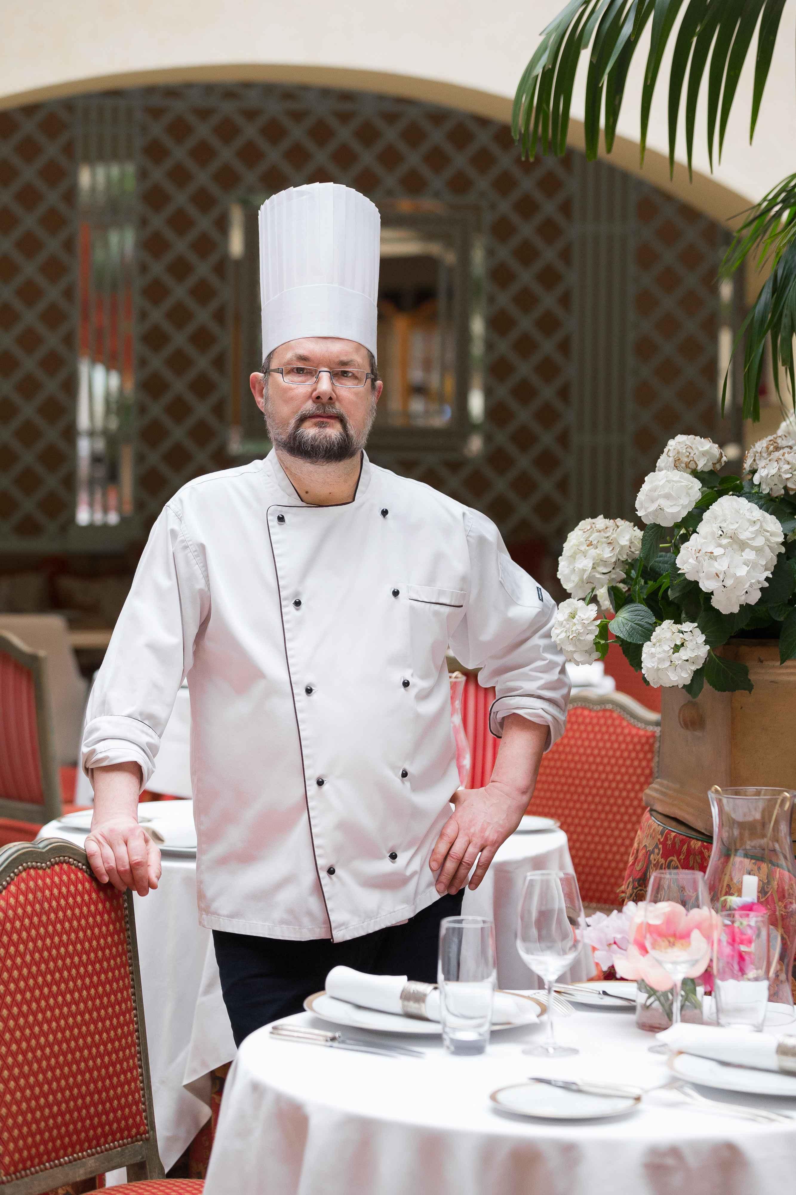 Virtuvės šefas Linas Bražinskas