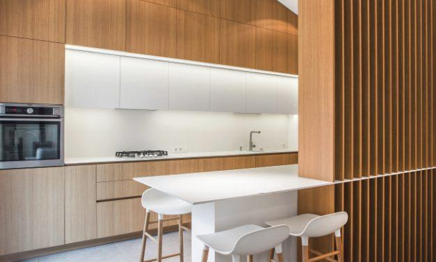 Šiuolaikinės namų virtuvės filosofija