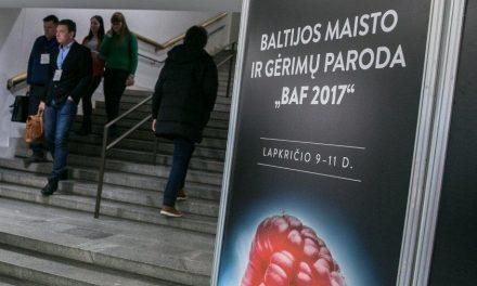 Prasidėjo skaniausias metų renginys – Baltijos maisto ir gėrimų paroda BAF