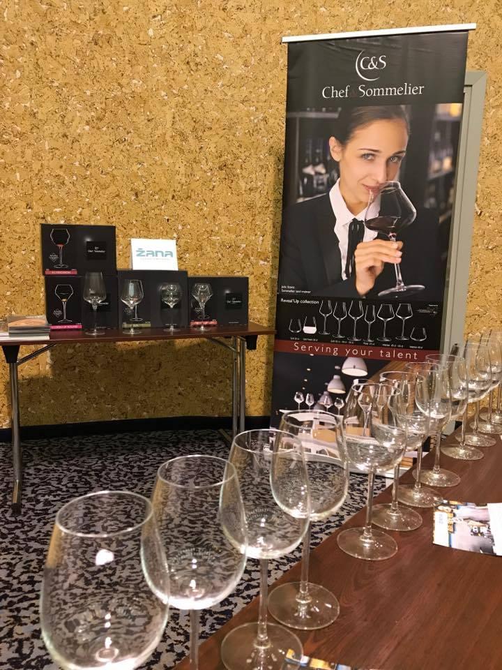 HORECA atstovus subūrė pažintinė putojančių vynų bei šampano degustacija (6)
