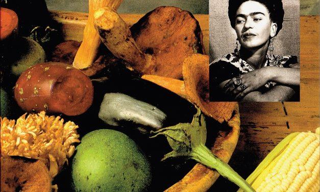 Frida Kahlo: patiekalai tarsi paveikslai