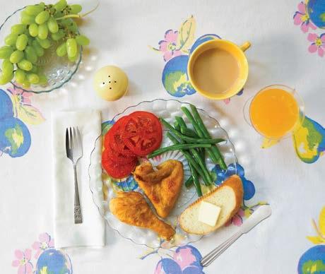 Vištiena pusryčiams iš Harper Lee Nežudyk stazdo giesmininko