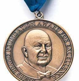 """Jameso Beardo fondo apdovanojimai tarsi maisto pasaulio """"Oskarai"""""""