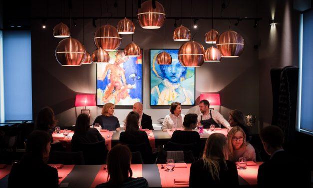 """L. Čepracko """"Gastronomikoje"""" paskelbtas """"30 geriausių restoranų"""" startas"""