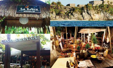 Džiunglėse įsispraudę restoranų perliukai