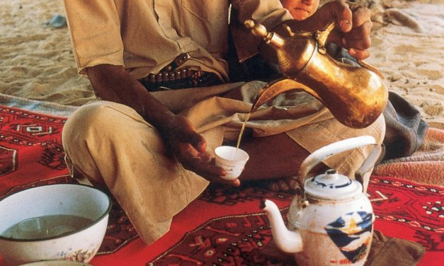 Trys kavos kultūros bangos