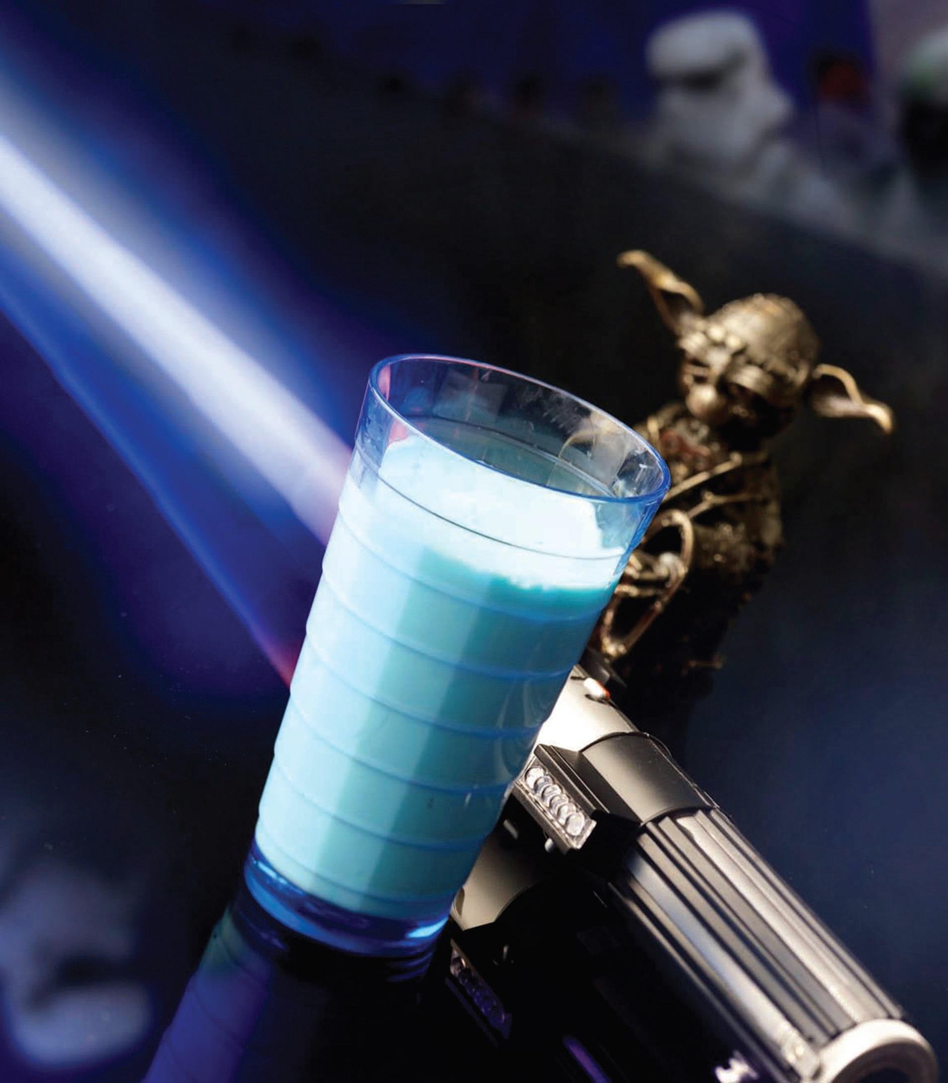 Mėlynasis pienas iš George'o Lucaso Žvaigždžių karų