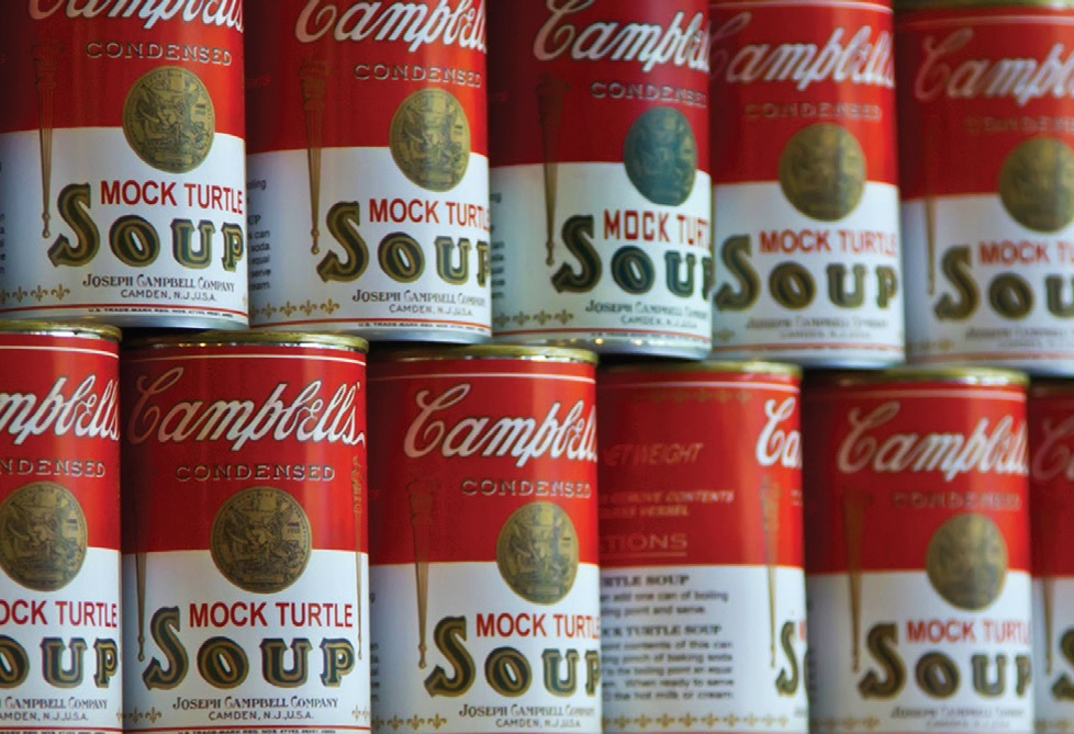 Netikrų vėžlių sriuba (angl. Mock Turtle Soup)