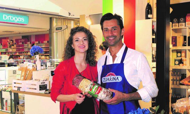 """Itališkas skonis """"Gourmet Panoramoje"""""""