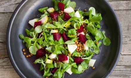 """""""Sėkmingų salotų""""  receptas"""