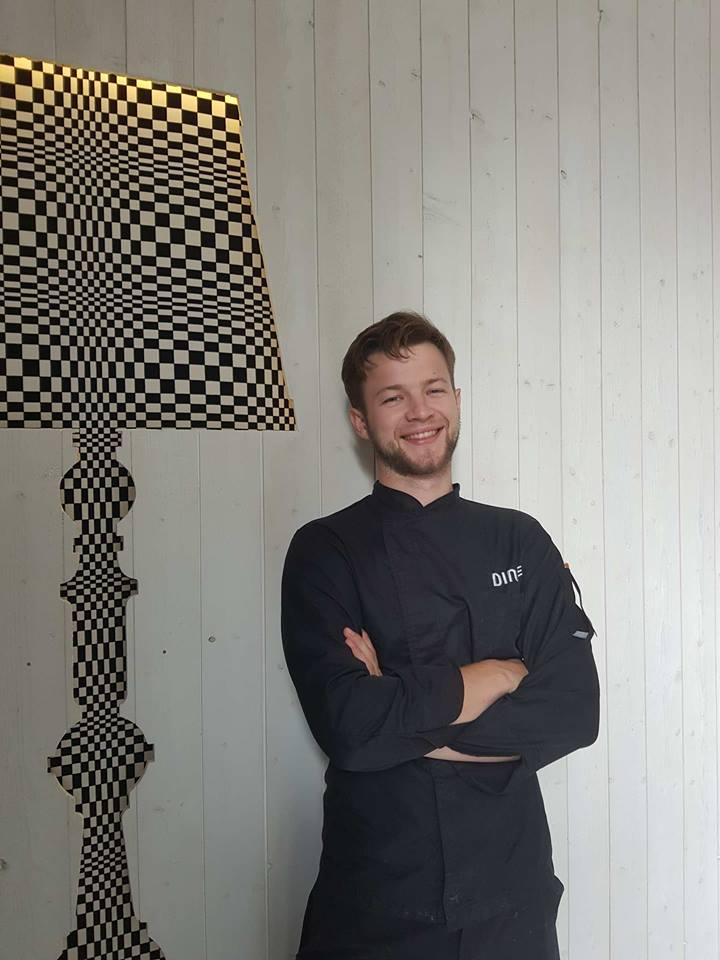 Restorano šefas Donatas Šatkauskas
